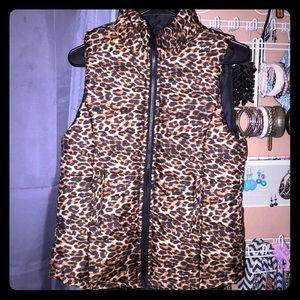 NWT Puffer Vest